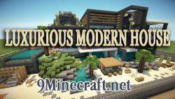 Luxurious-Modern-House-Map