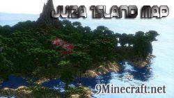 Jura-Island-Map