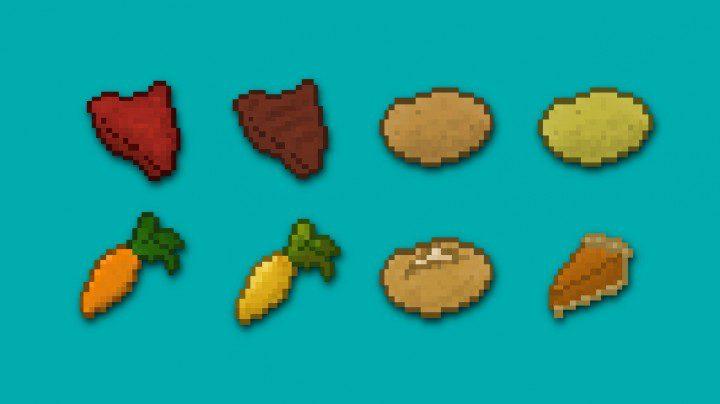 Miner's Delight Resource Pack Screenshots 4