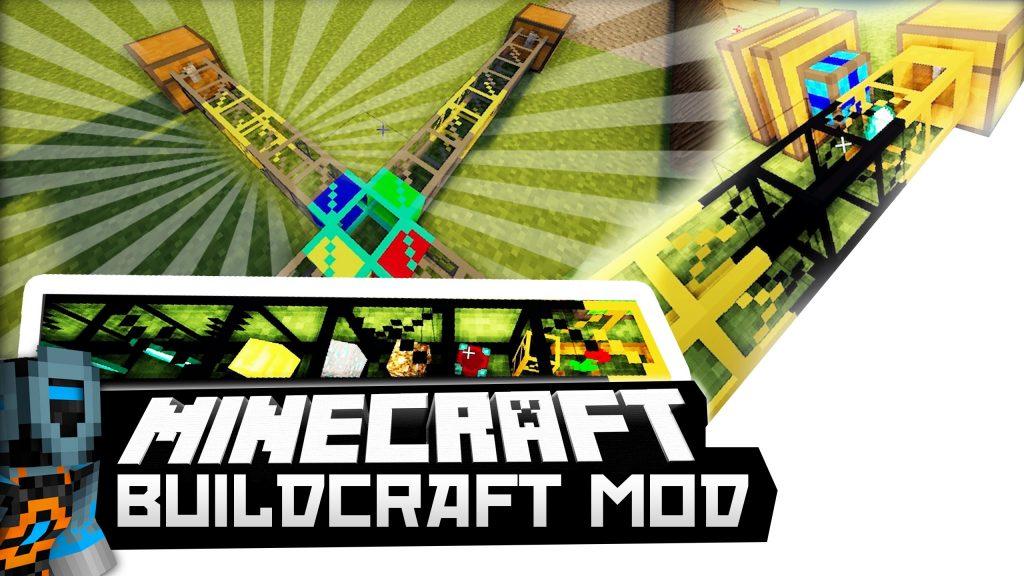 BuildCraft Mod