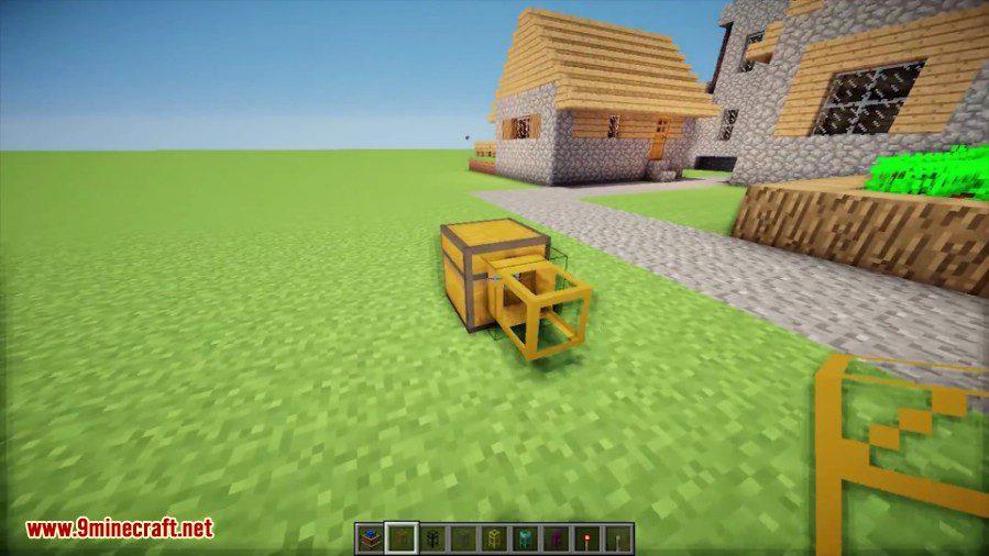 BuildCraft Mod Screenshots 1