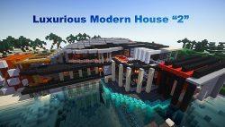 Luxurious Modern House 2 Map Thumbnail