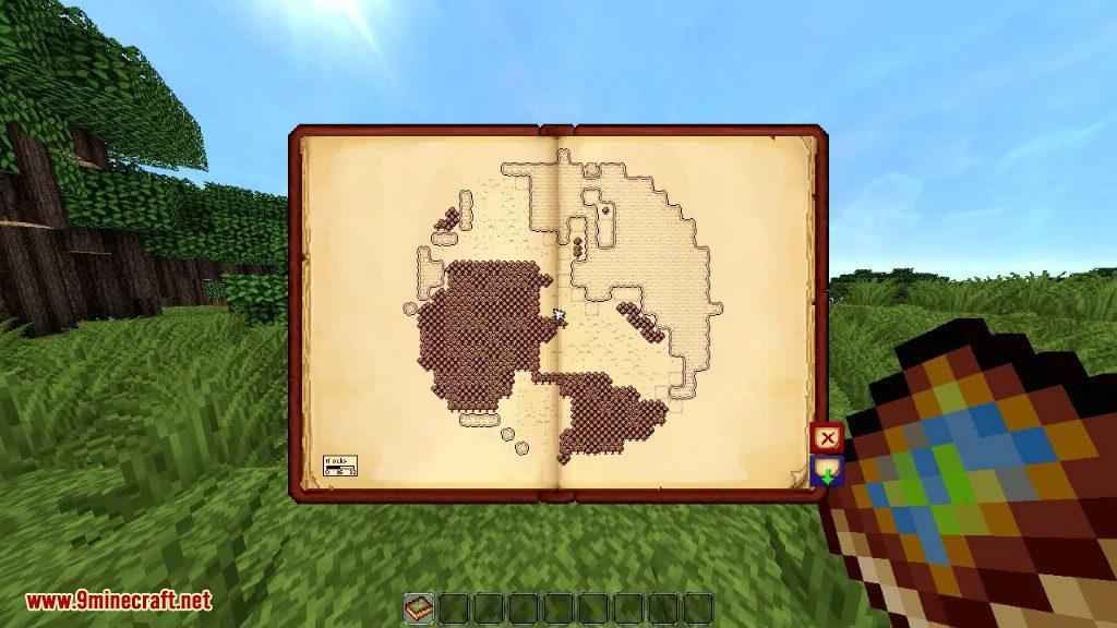Antique Atlas Mod Screenshots 4
