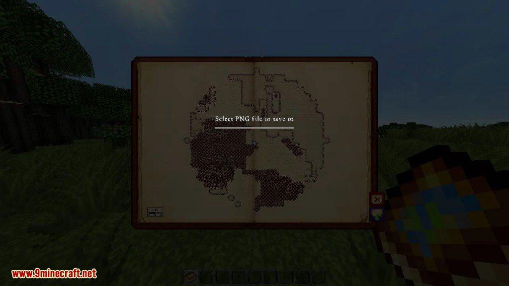 Antique Atlas Mod Screenshots 5