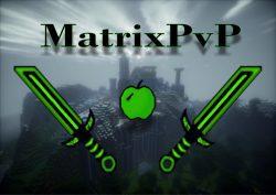 Matrix PvP FPS Boost Resource Pack Logo