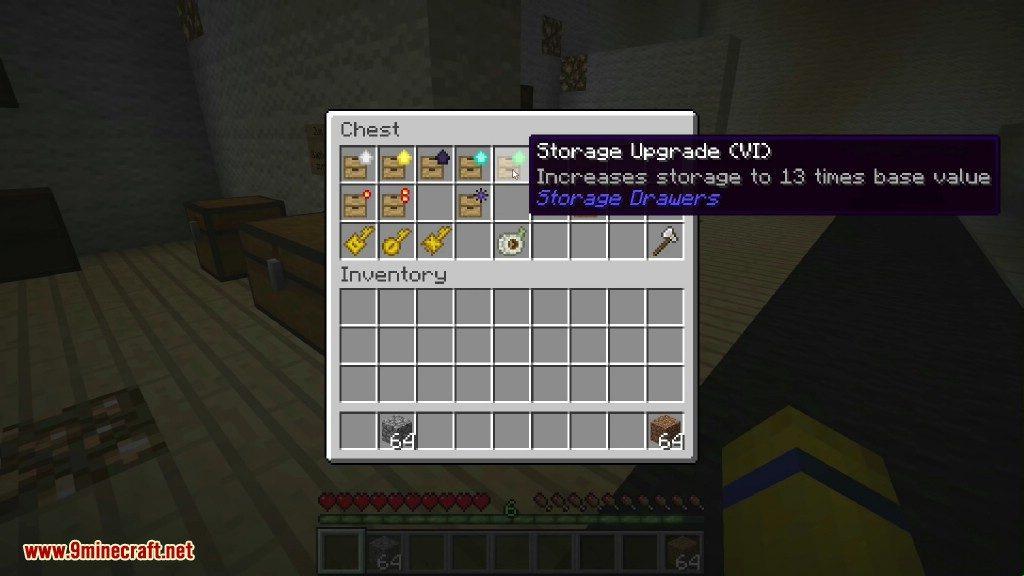 Storage Drawers Mod Screenshots 7