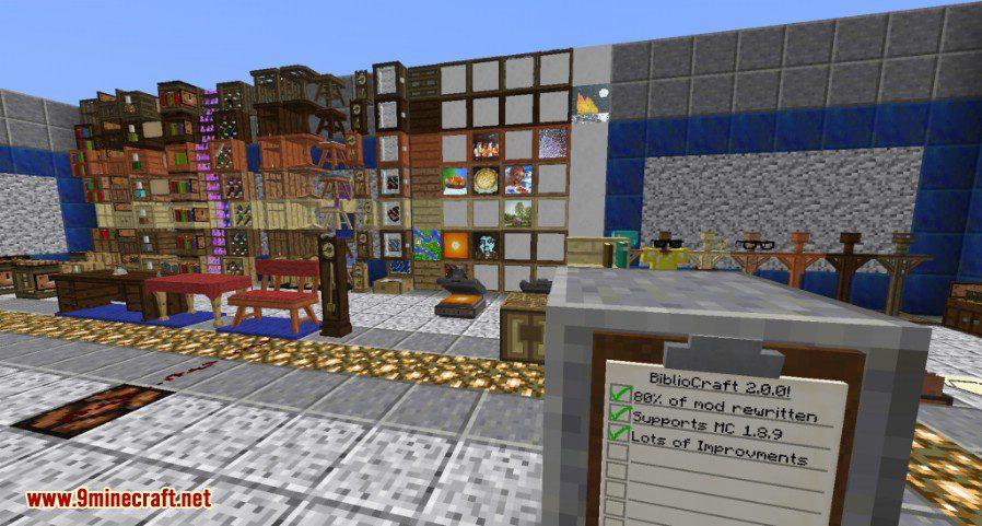 BiblioCraft Mod Screenshots 2