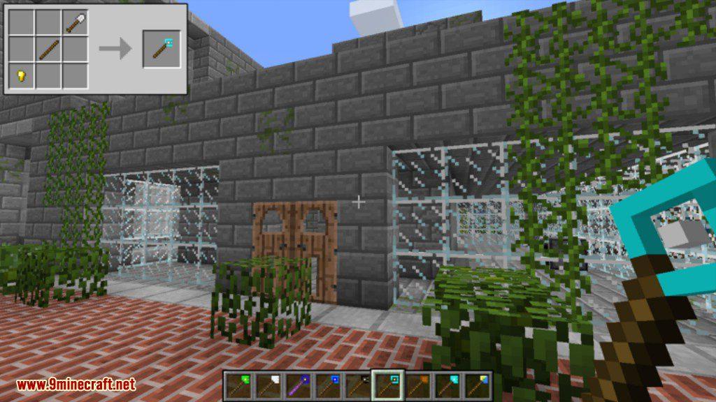 BuildHelper Mod Crafting Recipes 6