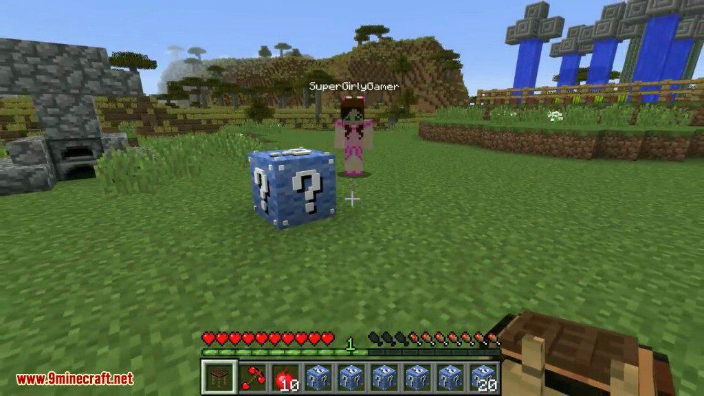 Lucky Block Party Mod Screenshots 1