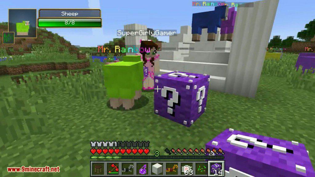 Lucky Block Party Mod Screenshots 10