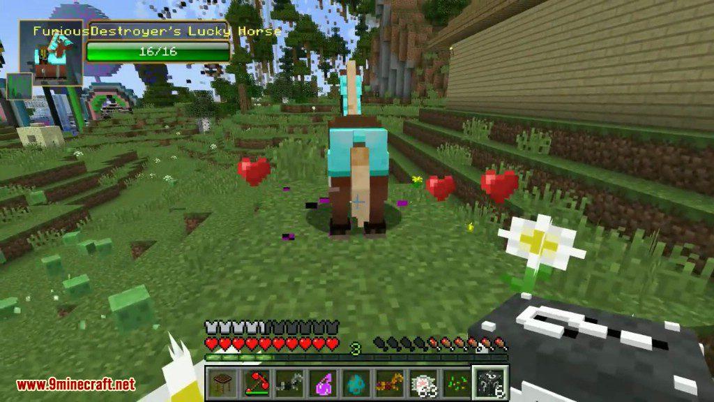 Lucky Block Party Mod Screenshots 12