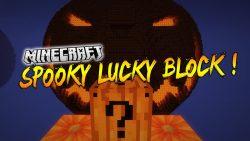 Lucky Block Spooky Mod
