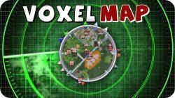 VoxelMap Mod