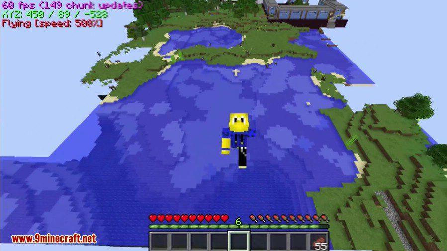 XRay Mod Screenshots 2