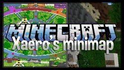 Xaero's Minimap Mod