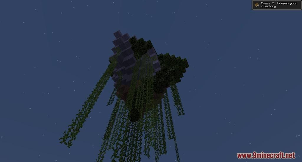 Nine Islands Skyblock Map Screenshots 2