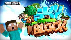 Nine Islands Skyblock Map Thumbnail