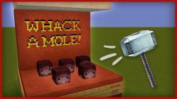 Whack a Mole Command Block