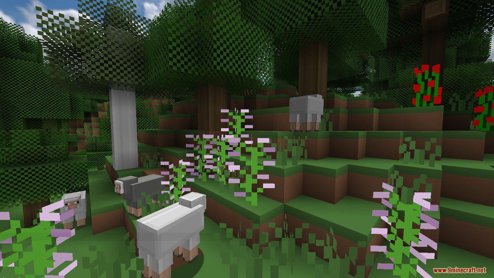 Ladybug Resource Pack Screenshots 2