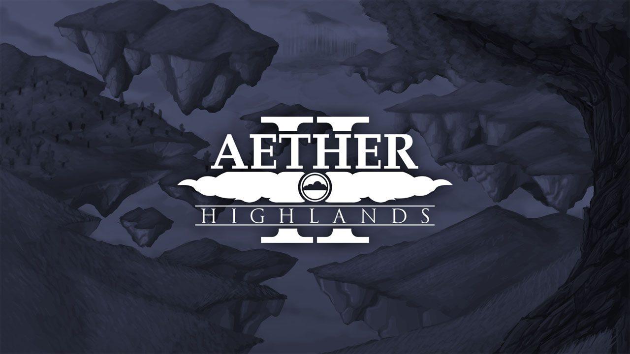 Aether 2 Mod 2018 Logo