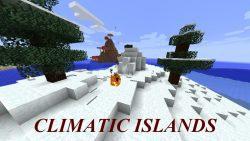 Climatic Islands Map Thumbnail