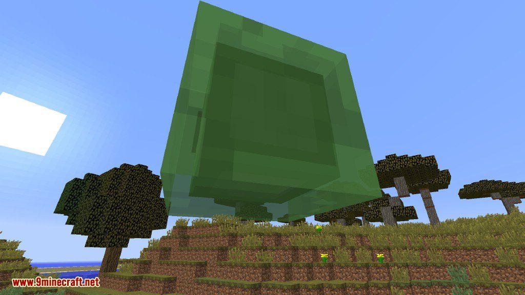 Creeper Lucky Block Mod Screenshots 12