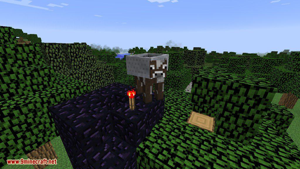 Creeper Lucky Block Mod Screenshots 15