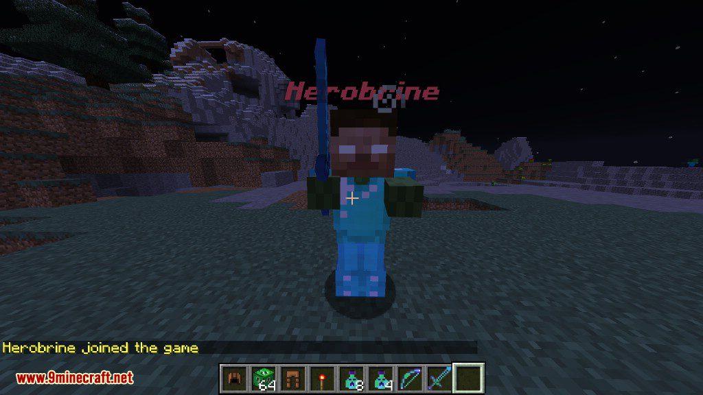 Creeper Lucky Block Mod Screenshots 16