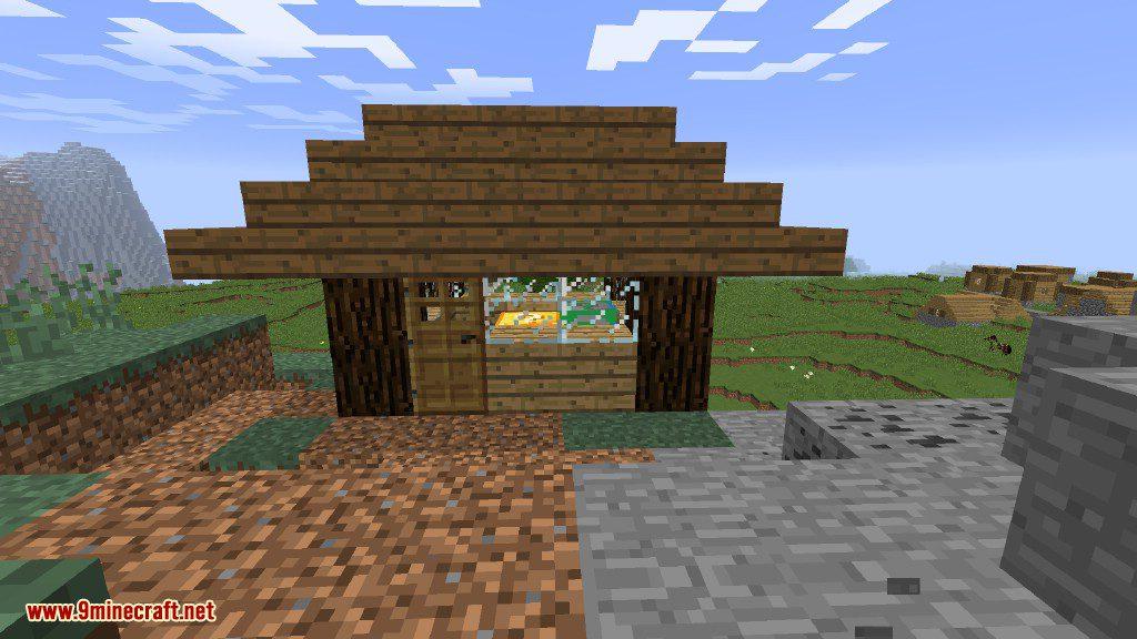 Creeper Lucky Block Mod Screenshots 6
