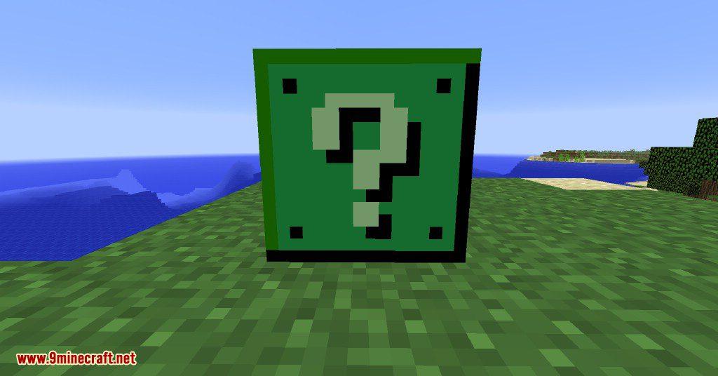 Creeper Lucky Block Mod Screenshots 7