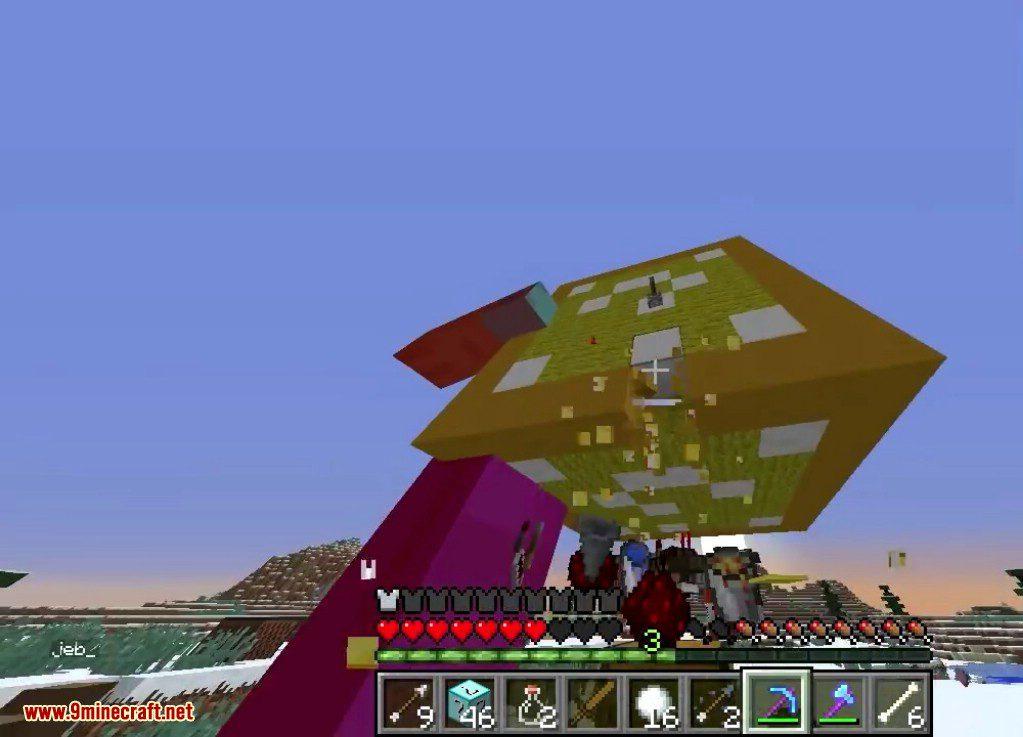 Diamond Lucky Block Mod Screenshots 12