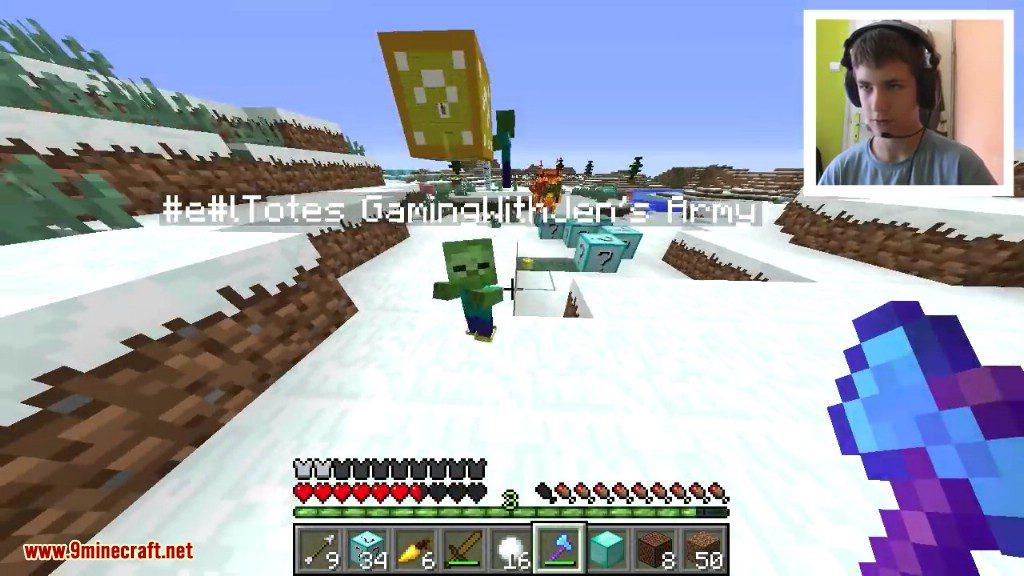 Diamond Lucky Block Mod Screenshots 13