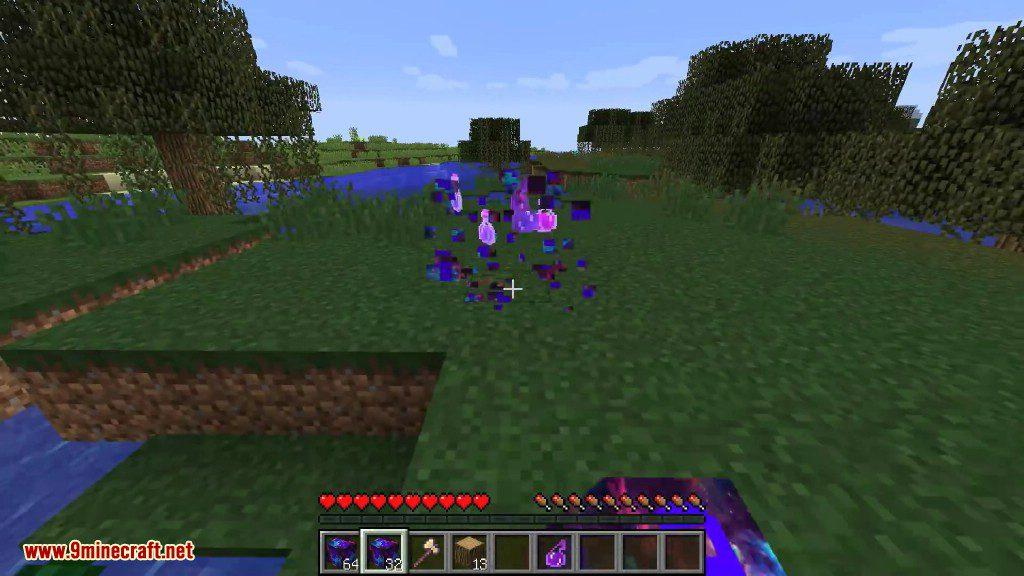 Lucky Block Galaxy Mod Screenshots 2