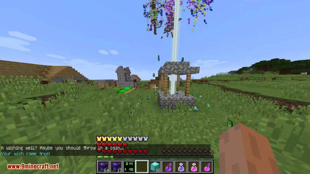 Lucky Block Galaxy Mod Screenshots 4