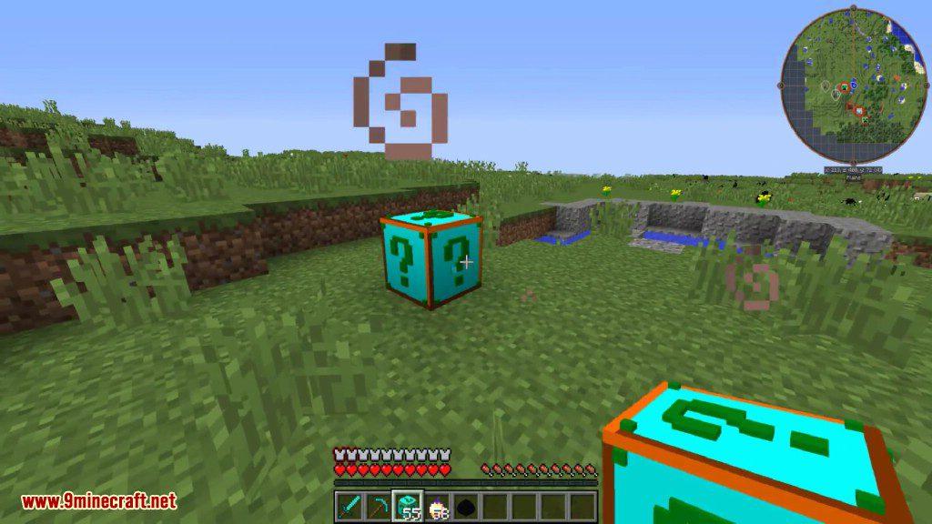 Lucky Block Plural Mod Screenshots 3