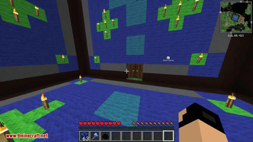 Night Lucky Block Mod Screenshots 11