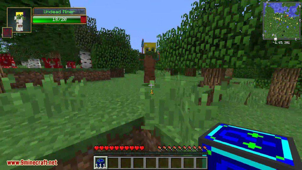 Night Lucky Block Mod Screenshots 14