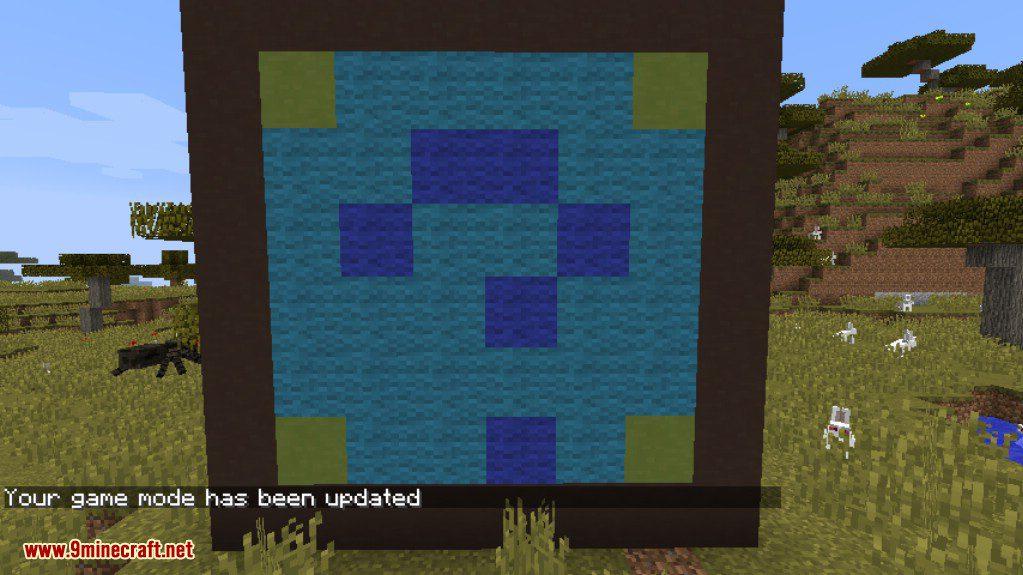 Night Lucky Block Mod Screenshots 2