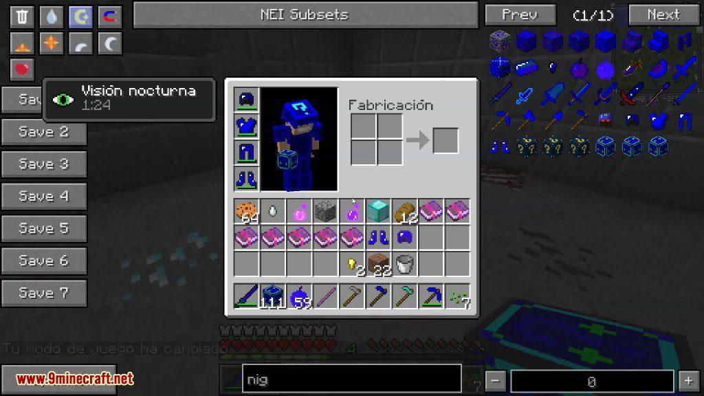 Night Lucky Block Mod Screenshots 22