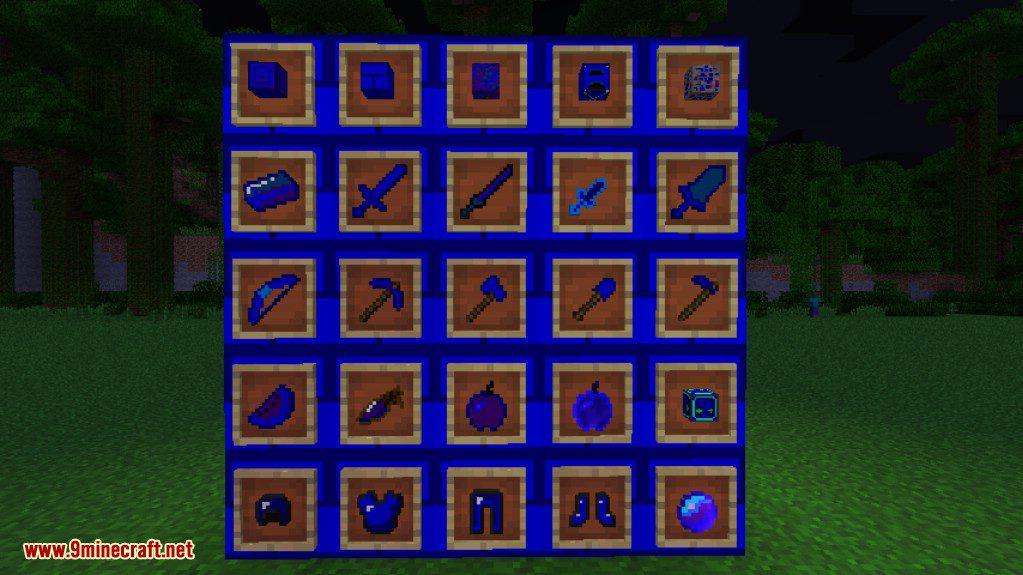 Night Lucky Block Mod Screenshots 23