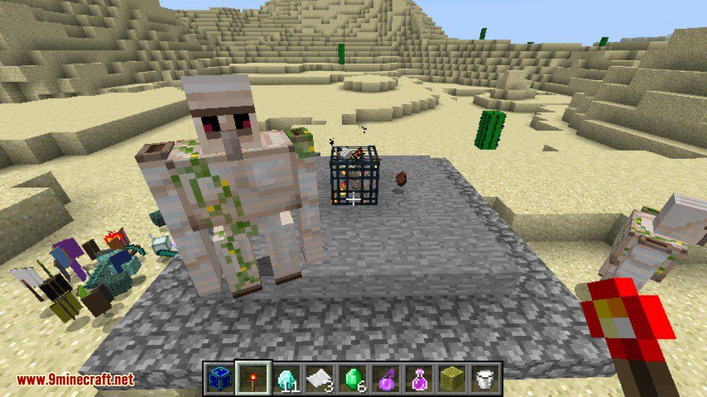 Night Lucky Block Mod Screenshots 3