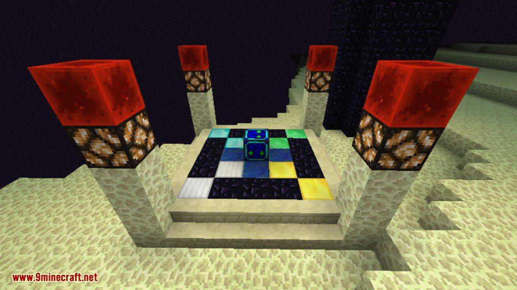 Night Lucky Block Mod Screenshots 31