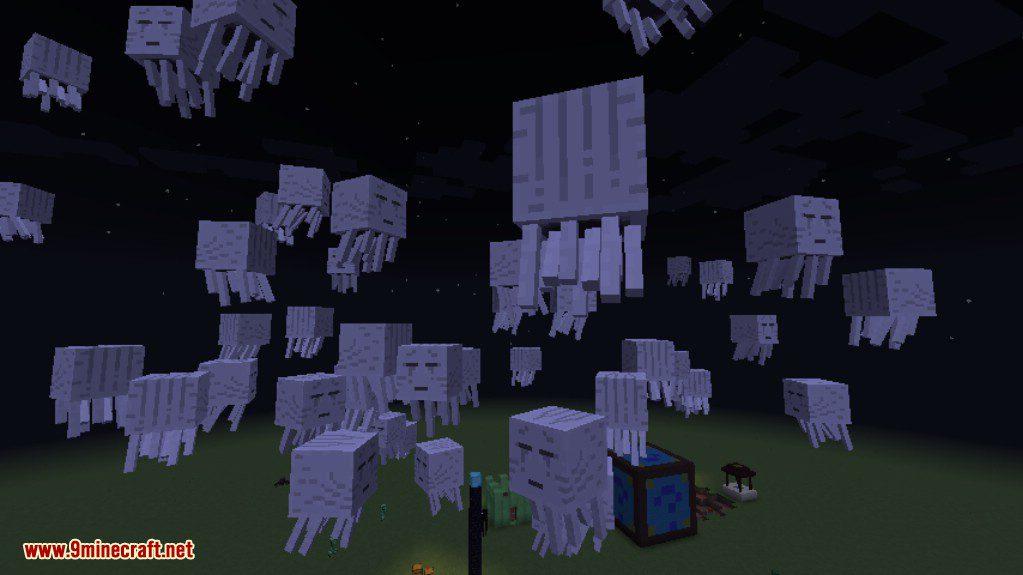Night Lucky Block Mod Screenshots 5