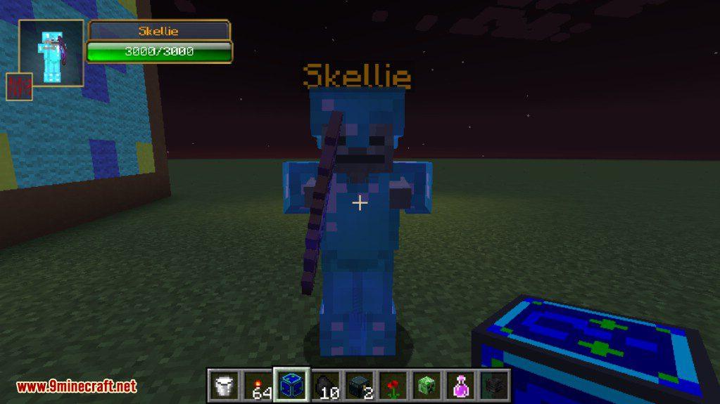 Night Lucky Block Mod Screenshots 7