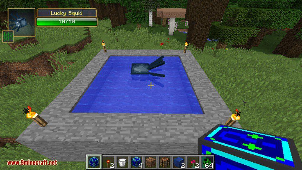Night Lucky Block Mod Screenshots 8