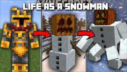 Enhanced Snowman Mod