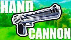 Hand Cannon Command Block