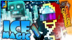 Ice Magic Command Block
