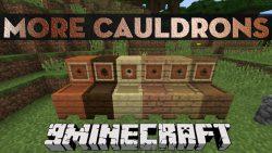 More Cauldrons Mod