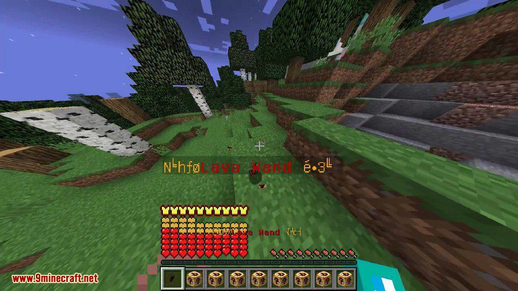 Inca Lucky Block Mod Screenshots 10